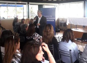 Presentación en Mendoza