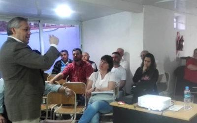 Presentación en Bahía Blanca