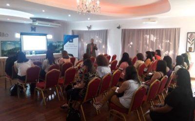 Presentación en Puerto Iguazú